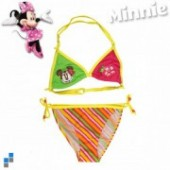 Minnie Mouse costum de baie verde 2 pcs