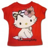 Charmmy Kitty tricou rosu