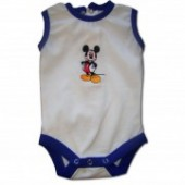 Mickey Mouse body albastru maieu