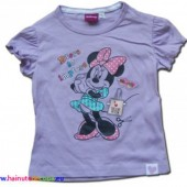 Minnie Mouse tricou mov