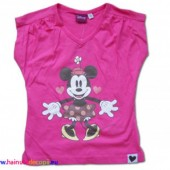 Minnie Mouse tricou roz